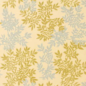 Thibaut Reverie Teal and Green 839T766