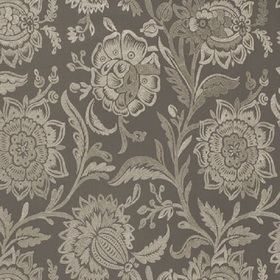 Thibaut Rivera Embroidery Grey on Grey W713019