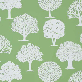 Thibaut Russell Square Green T35110