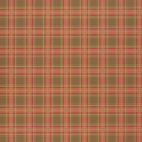 Thibaut Scottish Plaid Brown T6368