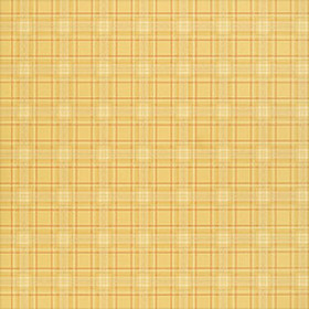 Thibaut Scottish Plaid Gold T6358