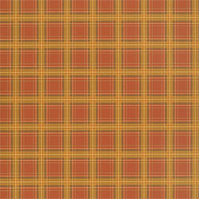 Thibaut Scottish Plaid Terracotta T6360