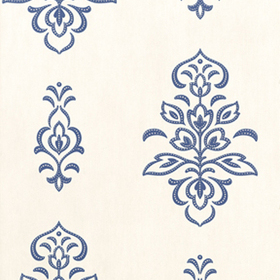 Thibaut St Barts Navy on White T4965