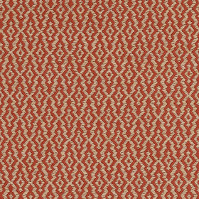 Thibaut Sumatra Tomato Red on Sand W74356