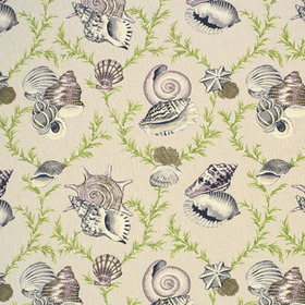 Thibaut Sumba Shell Grey on Natural F95748