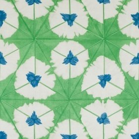 Thibaut Sunburst Emerald Green F913088