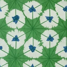 Thibaut Sunburst Emerald Green T13088