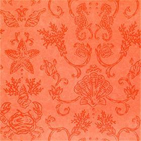 Thibaut Swept Away Coral T6755