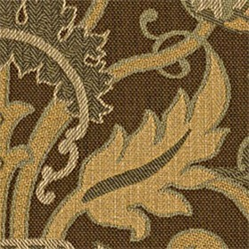 Thibaut Thistle Tapestry Brown W74030