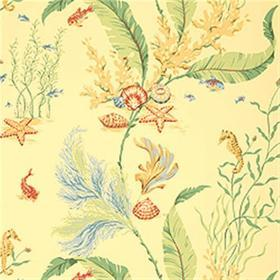 Thibaut Tidal Pool Yellow T6702