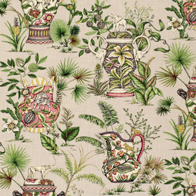 Thibaut Tropical Fantasy Natural F95766