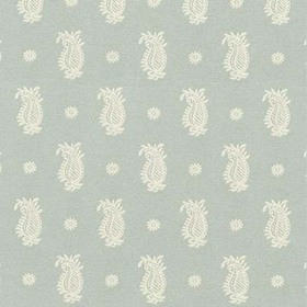 Thibaut Wharton Paisley Sea Glass W74137