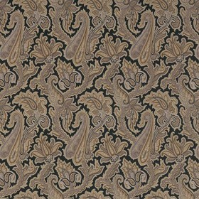 Thibaut Winchester Paisley Black T1020