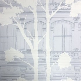 Today Interiors Architecture With Tree Shadow Blueprint FJ31508