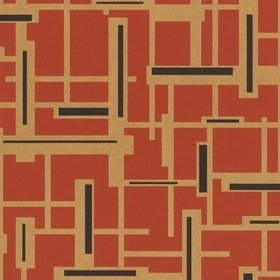 Today Interiors Composition Coral-Red 290225