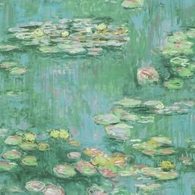 Today Interiors Water Lilies FI71504