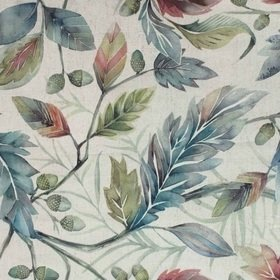 Voyage Danbury Pomegranate Fabric