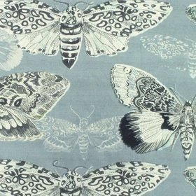 Voyage Nocturnal Seathistle Fabric