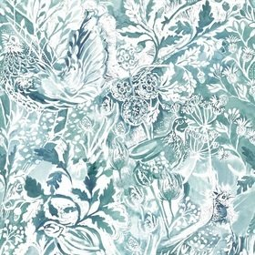Voyage Rothesay Duck Egg Fabric