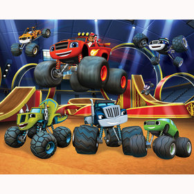 Blaze and the Monster Machines 44524