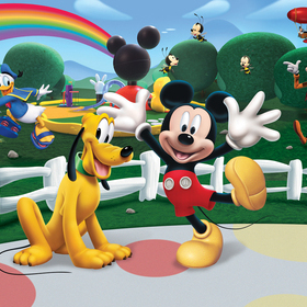 Disney Mickey Mouse Clubhouse Mural 42056