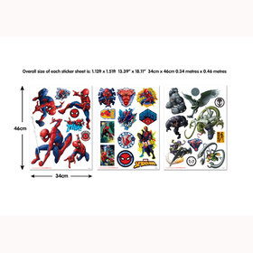 Walltastic Marvel Spiderman Wall Stickers 44746