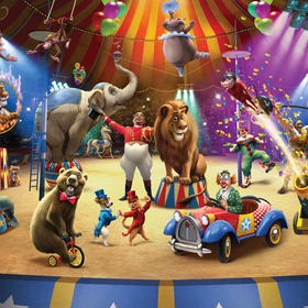 Walltastic The Circus 42834
