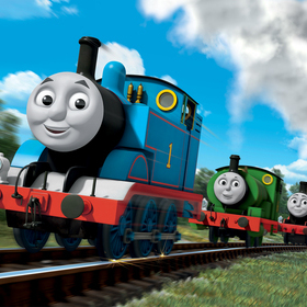 Thomas & Friends Mural 43879