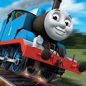 Thomas the Tank Engine Mural 42810