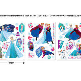 Walltastic Disney Frozen Wall Stickers 45088