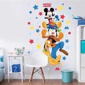Walltastic Disney Mickey Mouse 45781