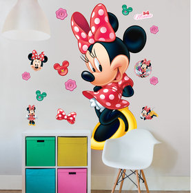 Walltastic Disney Minnie Mouse 44265
