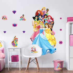 Walltastic Disney Princess 45514