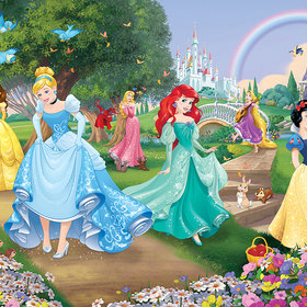 Walltastic Disney Princess 45354