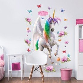 Walltastic Magical Unicorn 45996