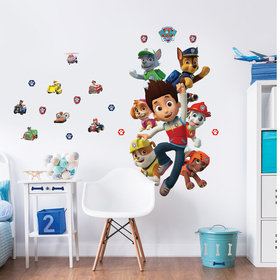 Walltastic Paw Patrol Large Character Sticker 44623