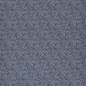 William Yeoward Manzu Indigo FWY2383-01