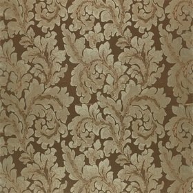 Zoffany Acantha Silk Antique Bronze 332876