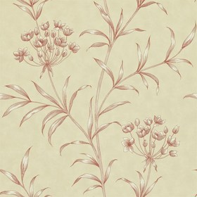 Zoffany Agapanthus Red ZPAW04004