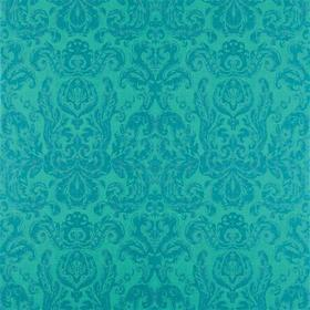 Zoffany Brocatello Peacock 312115
