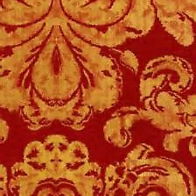 Zoffany Brocatello Red NUP06005