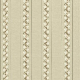 Zoffany Broidery Trail Calico-Green ZPER02001