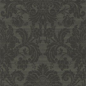 Zoffany Crivelli Bone Black 312686