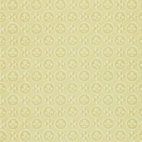 Zoffany Diamonds & Flowers Gold 310858