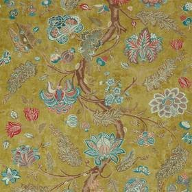Zoffany Indienne Print Tigers Eye-Cinnabar 322700