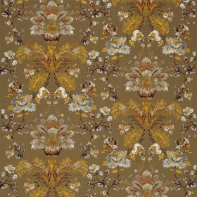 Zoffany Stitch Damask Antique 331213