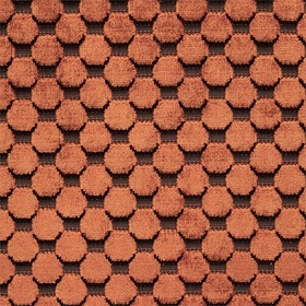 Zoffany Tespi Spot Fig-Copper ZTSV332167