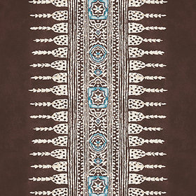 Anna French Javanese Stripe Brown AT15139