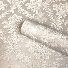 Belgravia Decor Tilly Damask Beige GB9100
