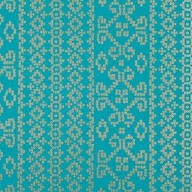 Black Edition Kasbah Moroccan Blue W366-04